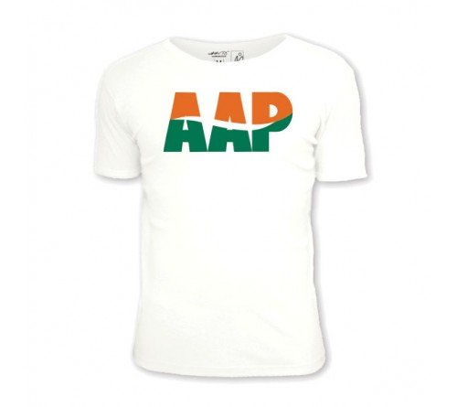 AAP Election Promotional T Shirts